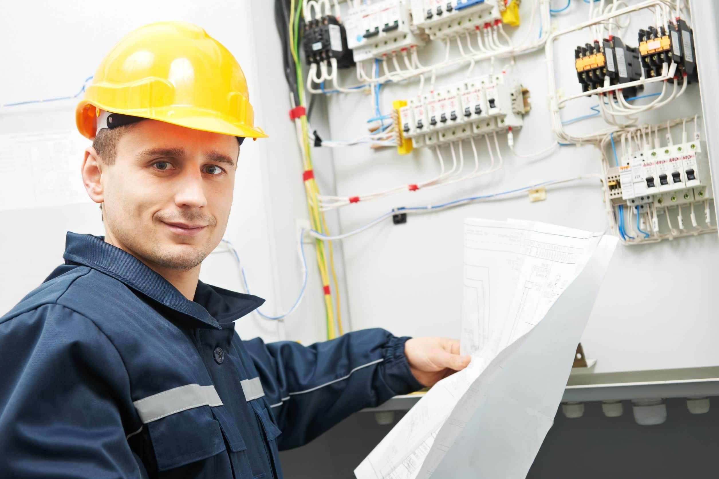 Elektro-Sicherheitsberater Elektro-Kontrolleur